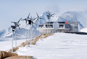 Antarctica, KW6, Off-grid Installation